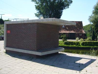 Foto rioolgemaal Moerwijk