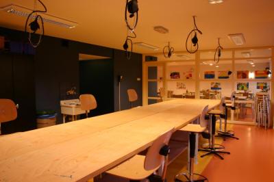 Jongerencentrum van Heutszstraat Den Haag
