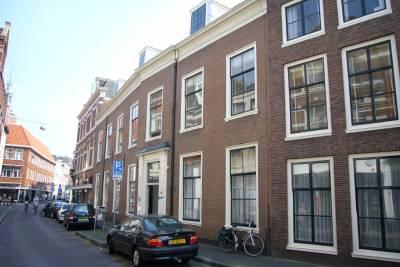Den Haag Westeinde - Kaprestauratie - Voorgevel