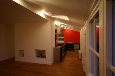 Interieur woonhuis Molenweg