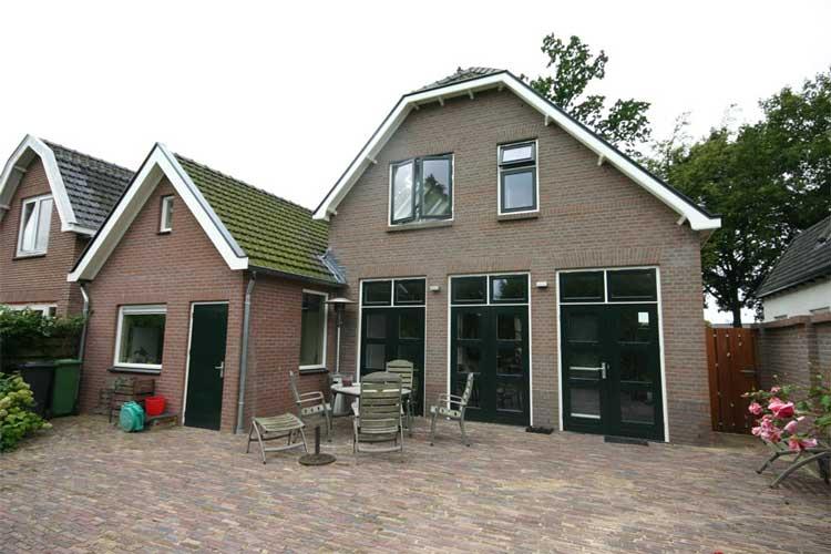 Diepenveen - Uitbreiding woning - Nieuwe achtergevel