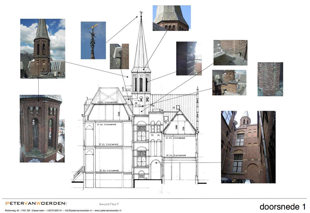 Deventer Nieuwstraat - Subsidieanvraag restauratie - Fotorapportage