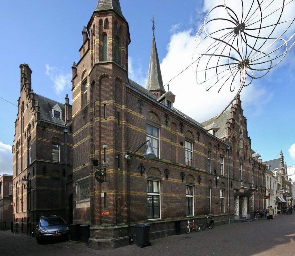 Deventer Nieuwstraat - Subsidieanvraag restauratie - Voorgevel