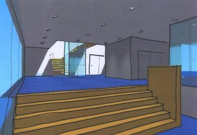 Interieur entree