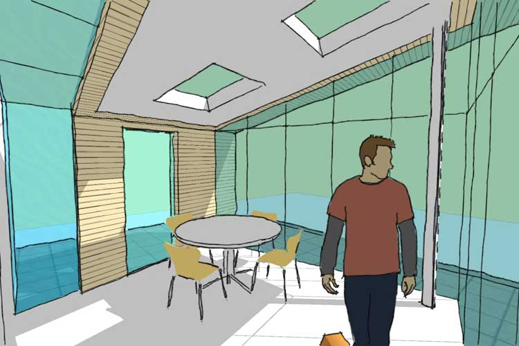 perspectief-interieur-uitbreiding-woning-diepenveen