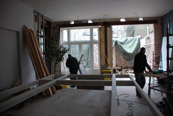den haag herbestemming paardenstal tijdens verbouw interieur