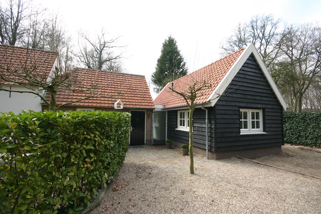 Peter van woerden architect maakt architectuur van uw wensen - Uitbreiding oud huis ...