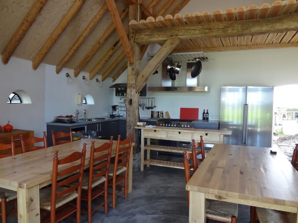Peter van woerden architect voorst herbestemming schuur for Bouwen en interieur