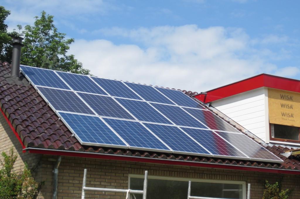 Diepenveen - Duurzame renovatie woning - Zonnepanelen