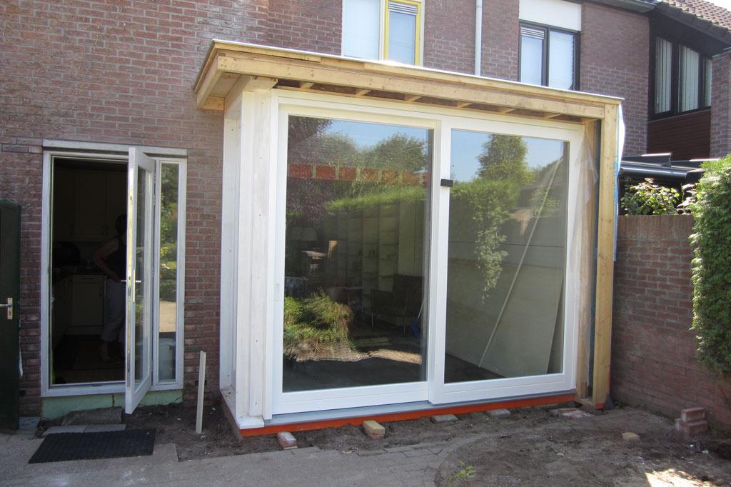 Diepenveen - Uitbreiding woning -Bijna klaar