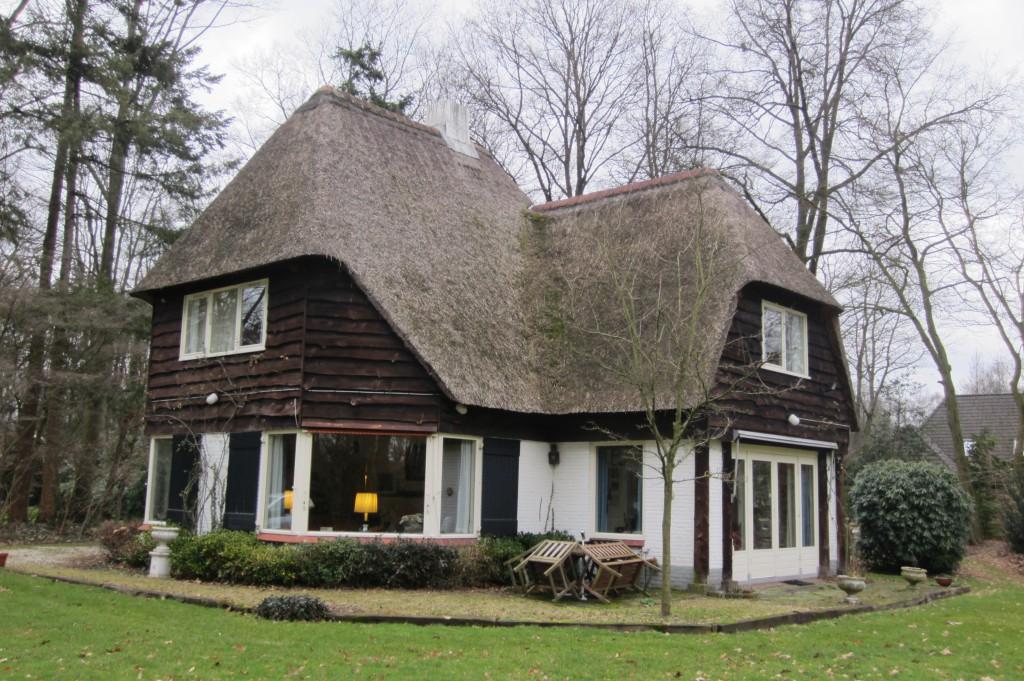 Restauratie Lariksbos - oude toestand