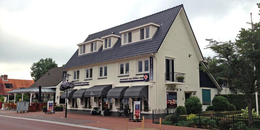 Uitbreiding bovenwoning Diepenveen - Voorgevel