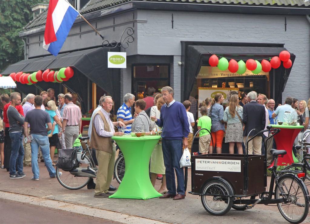 Opening Flexplekken Diepenveen
